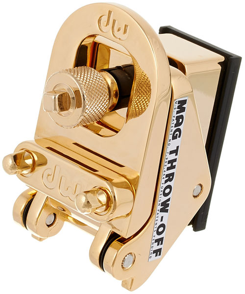 DW SM2157 MAG Throw Off Gold