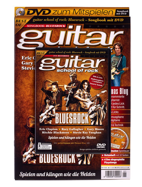 PPV Medien Guitar School of Rock: Blues