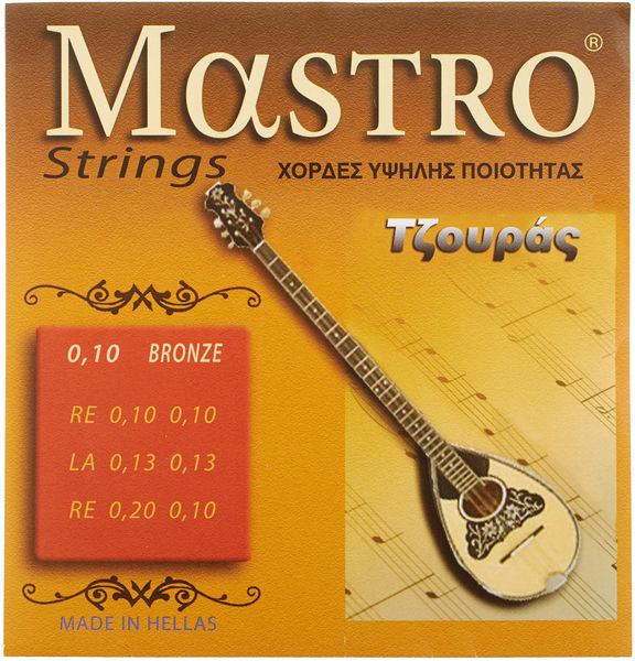 Mastro Tzouras 6 Strings 010 PB