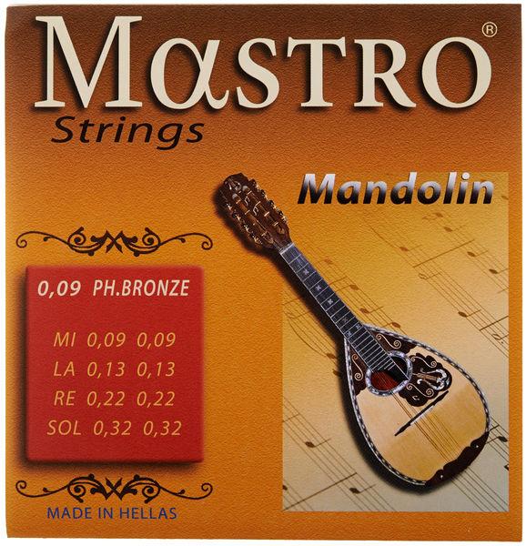 Mastro Mandolin 8 Strings 009 PB