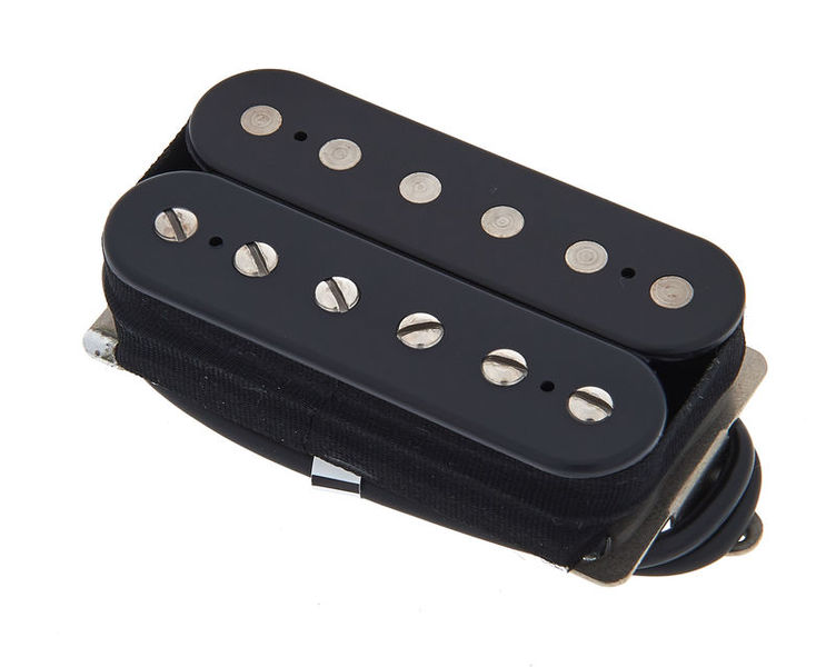 DiMarzio Illuminator DP257 F-Spaced BK