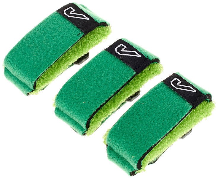 Gruvgear Fretwraps LG Leaf Green 3P
