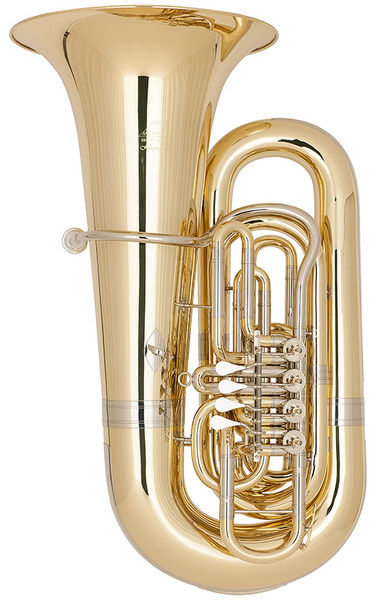 Miraphone 497A07000 Bb- Tuba Hagen 497 – Thomann België