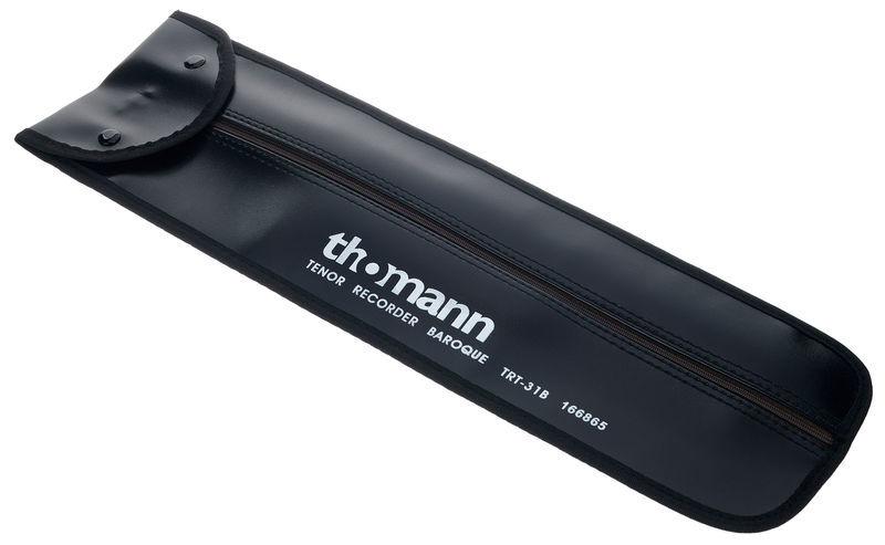 Thomann Bag Tenor Recorder TRT-31B BK