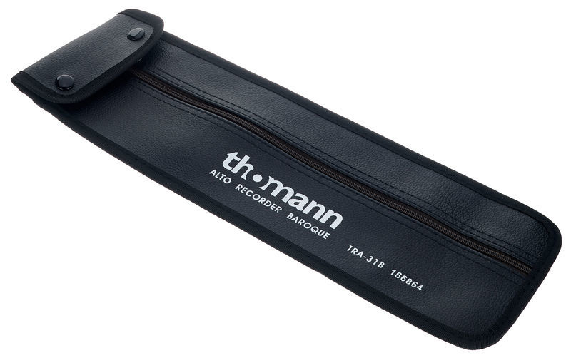 Thomann Bag Alto Recorder TRA-31B BK