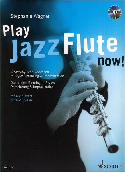 Schott Play Jazz Flute Now!