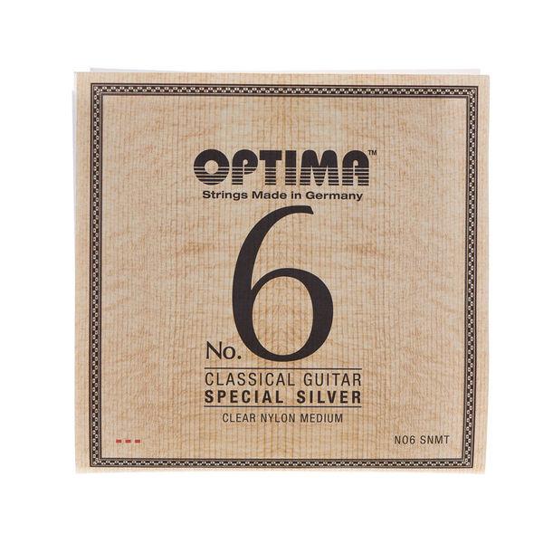 Optima No.6 Silver Strings Nylon Med