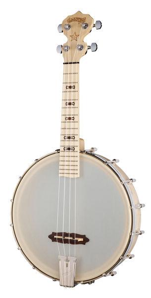 Deering Goodtime Banjo Concert Ukulele