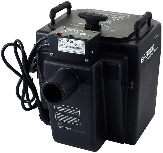 Stairville GF-3000 Ground Fog Machine