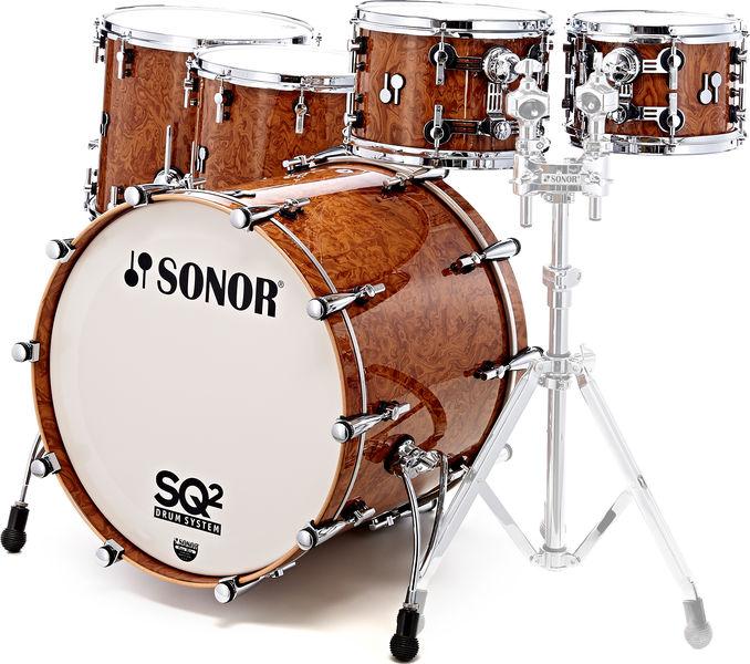 Sonor SQ2 Rock Set Maple Walnut Root
