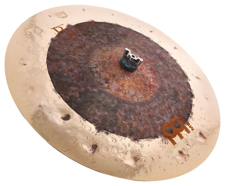 "Meinl 18"" Byzance Dual Crash"