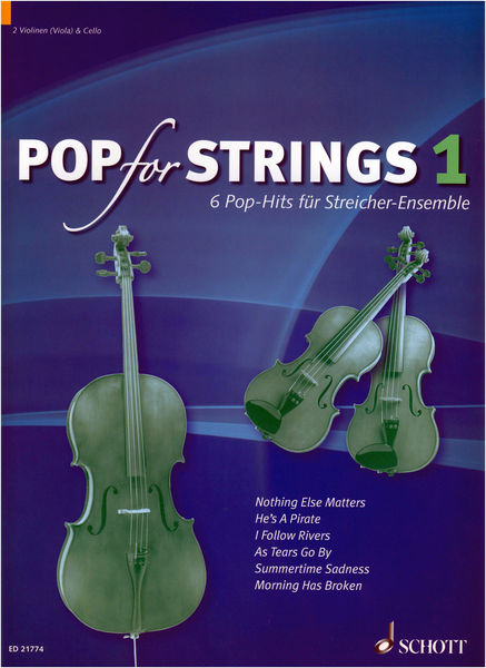 Schott Pop For Strings 1