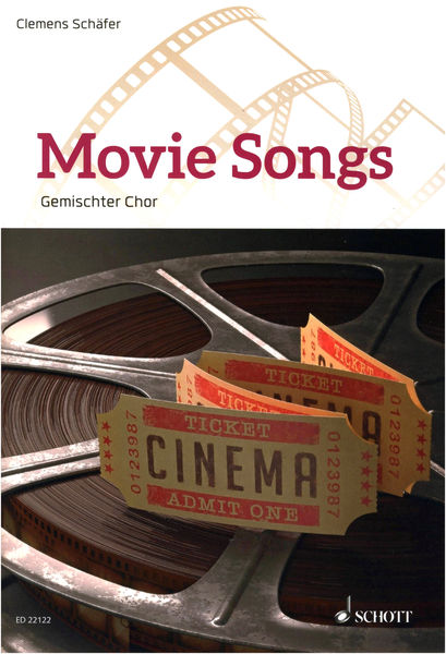 Schott Movie Songs Choir