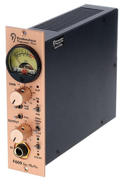 Fredenstein F609 Mic Preamp