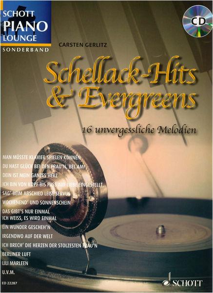 Schott Schellack-Hits & Evergreens