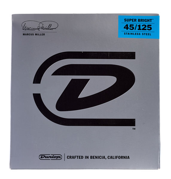 Dunlop Marcus Miller 5 Medium 045/125