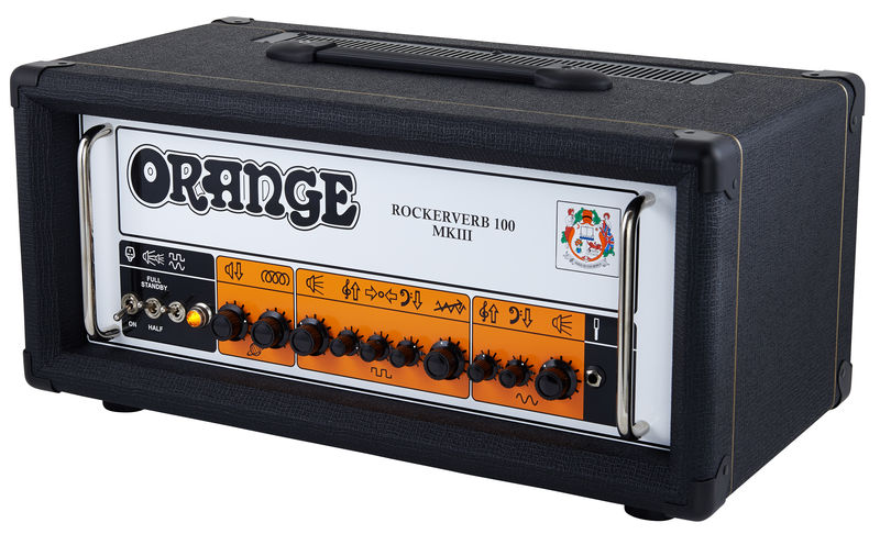Orange Rockerverb 100H MKIII BK