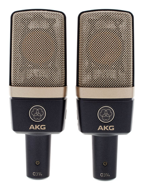AKG C314 Stereo