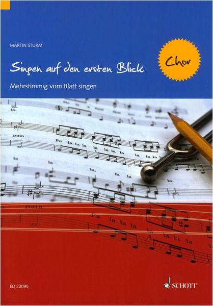 Schott Singen Auf Den Ersten Blick