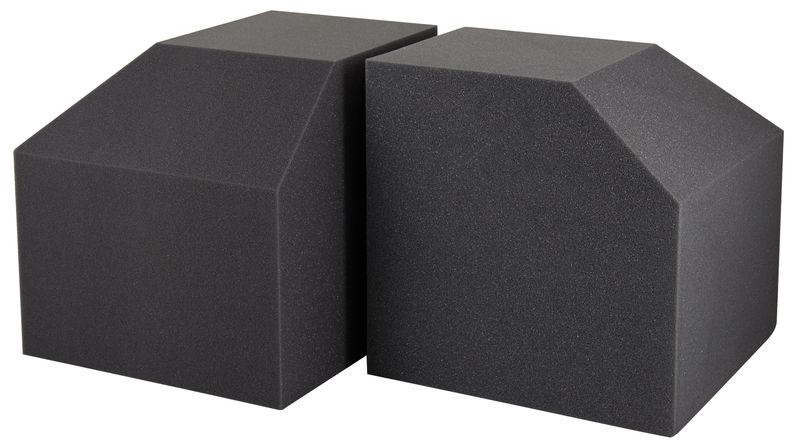 EQ Acoustics Project Corner Cubes grey