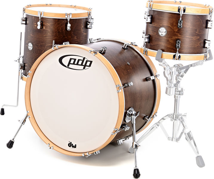 DW PDP Concept Classic 22 Walnut