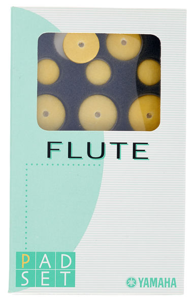 Yamaha Flute Pad Set closed keys