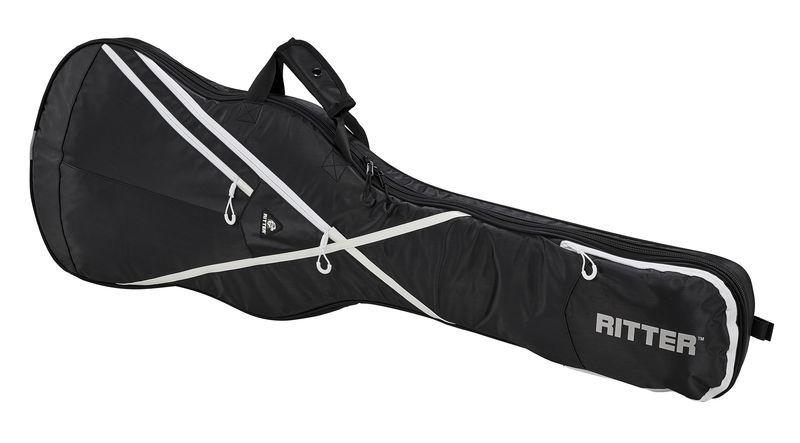 Ritter RGP8 Bass Guitar BKW