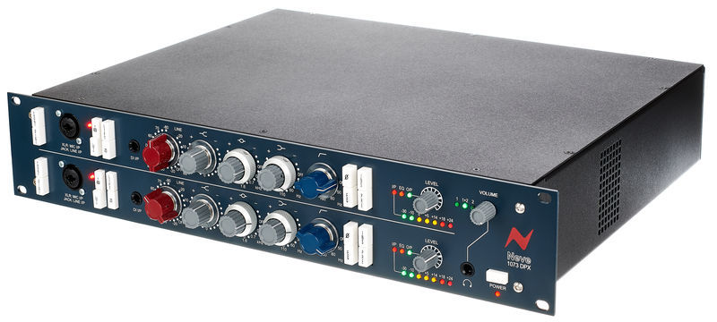 AMS Neve 1073 DPX Dual Preamp & EQ