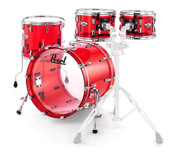 Pearl Crystal Beat Studio Ruby Red