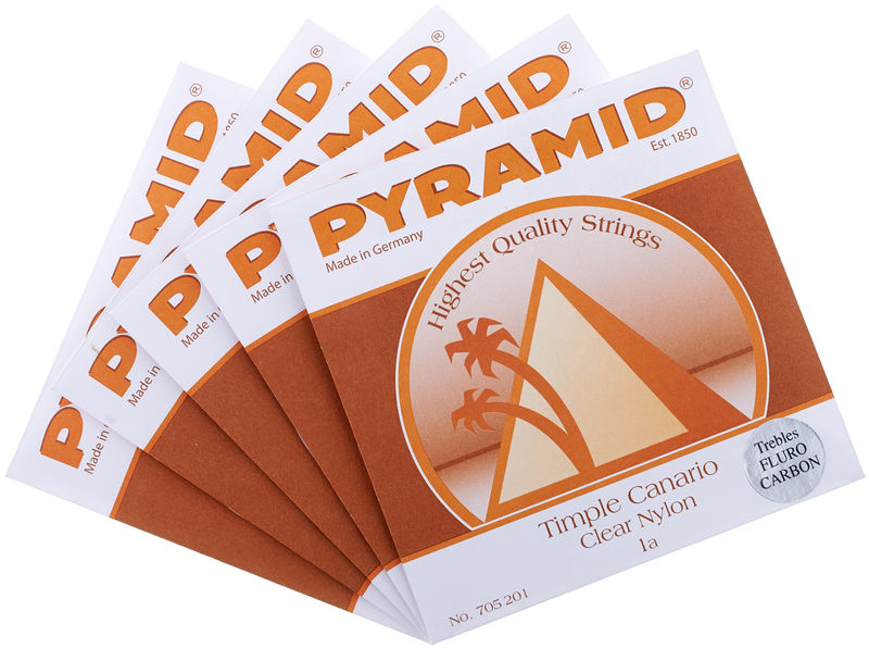 Pyramid Timple Canario Carbon 5-String
