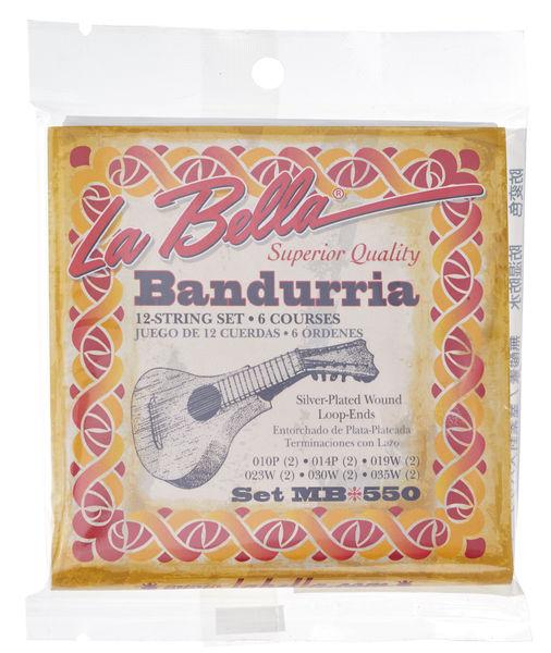 La Bella MB550 Bandurria Strings
