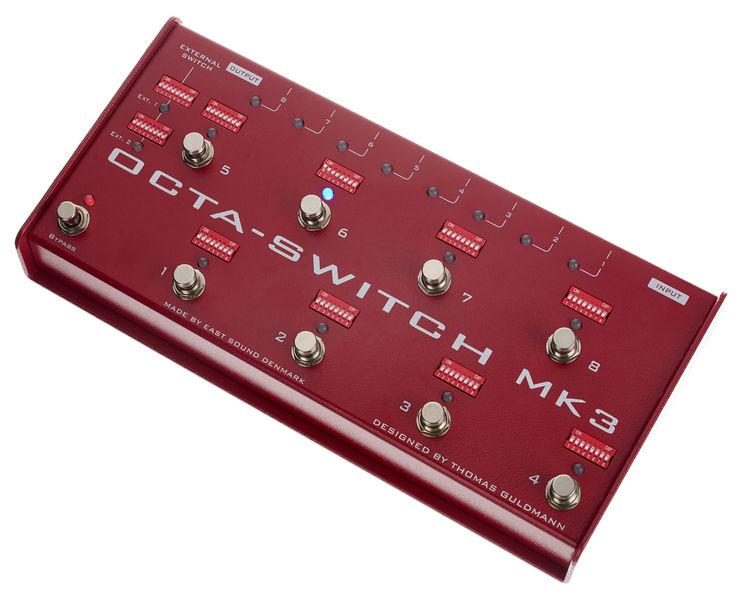 Carl Martin Octa-Switch MK3
