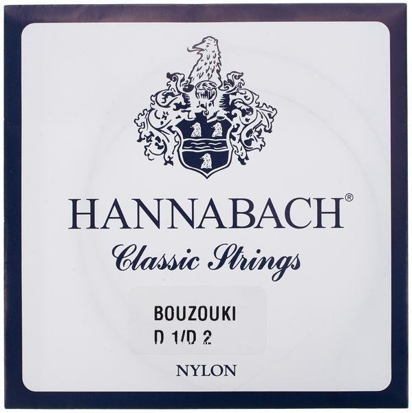 Hannabach Bouzouki Strings Set 2910