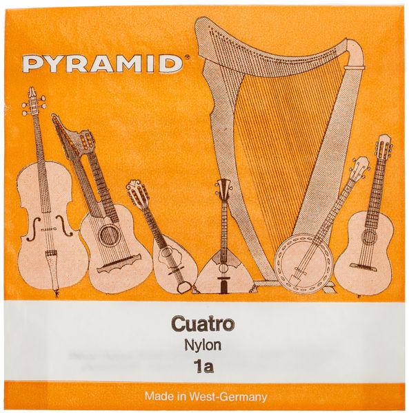 Pyramid Cuatro Nylon Strings d-f-a-c