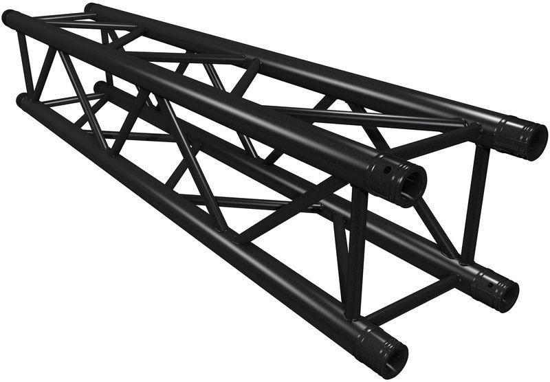 Global Truss F34100-B Truss 1,0m Black