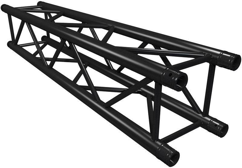 Global Truss F34250-B Truss 2,5m Black