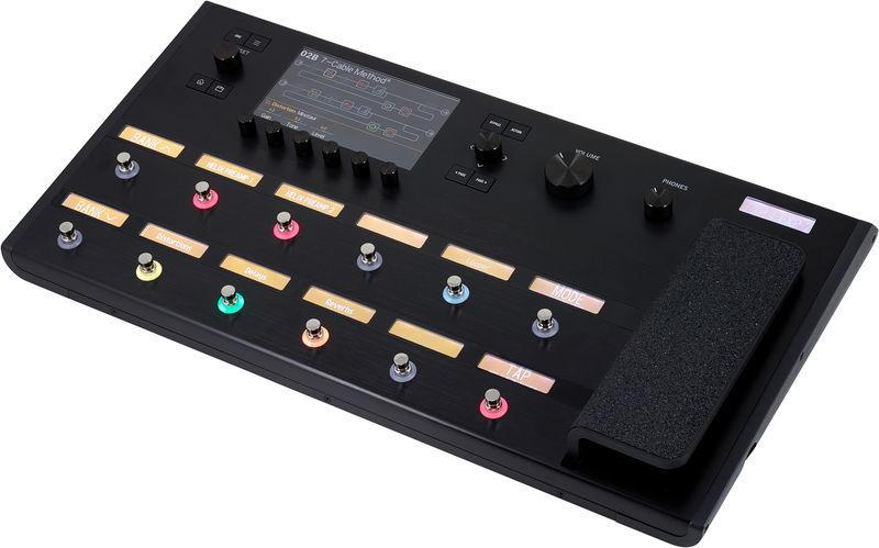 Line6 Helix Guitar Processor