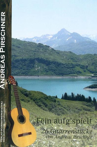 Thomann Fein Aufg'spielt Gitarre