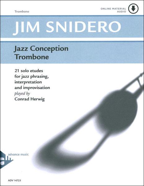 Advance Music Jazz Conception Trombone