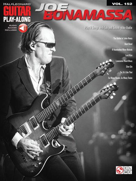 Cherry Lane Music Company Guitar Play Al. Joe Bonamassa