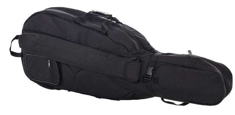 Petz Cello Bag 1/2 BK 15mm