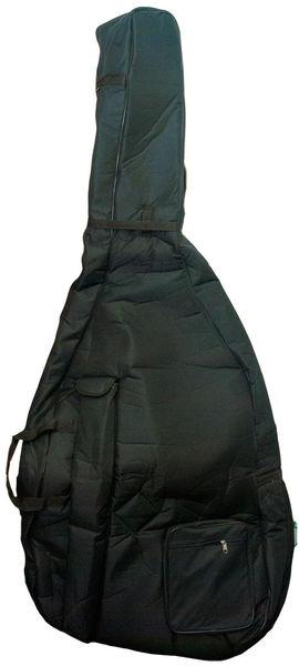 Petz Double Bass Bag 1/2 BK 15mm