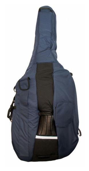 Petz Double Bass Bag 4/4 BL 20mm