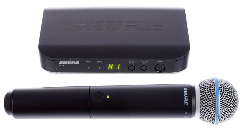 Shure BLX24/Beta58 K3E