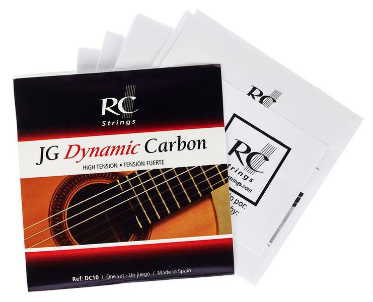 RC Strings JG Dynamic Carbon - DC10