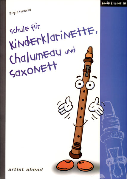 Artist Ahead Musikverlag Schule for Kinderklarinette