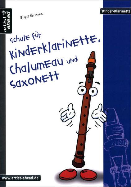 Artist Ahead Musikverlag Schule for Kinderklarinette