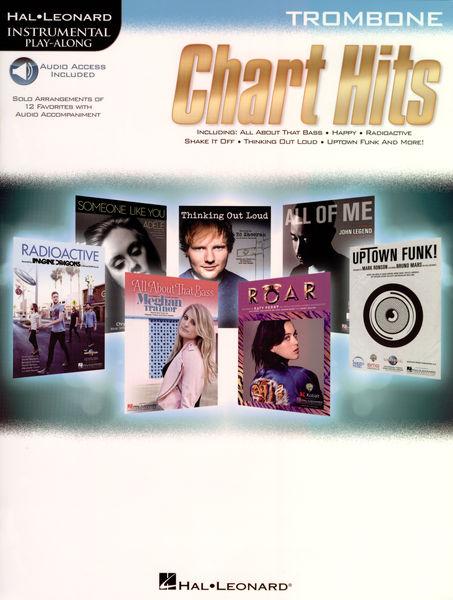 Hal Leonard Chart Hits Trombone