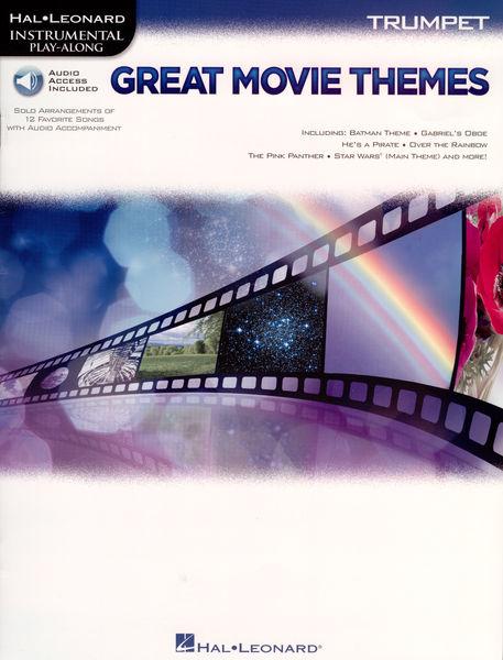 Hal Leonard Great Movie Themes Trumpet