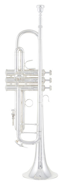 Bach ML190S37 Bb- Trumpet silver
